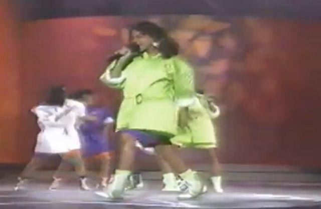 Jak Beyonce śpiewała w młodości? (VIDEO)