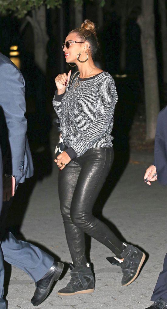 Związek Jaya Z i Beyonce uratuje tylko dziecko?