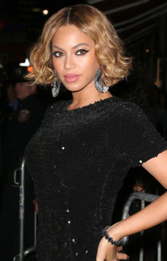 Beyonce kopnęła Kim w wielką pupę!