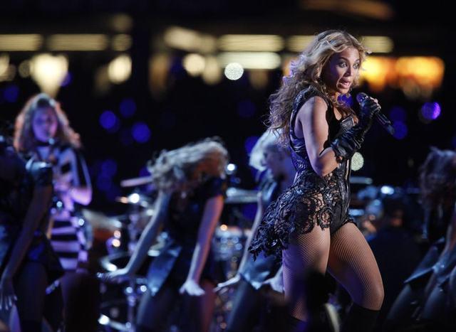 Beyonce znowu na brzydkie zdjęcia (FOTO)