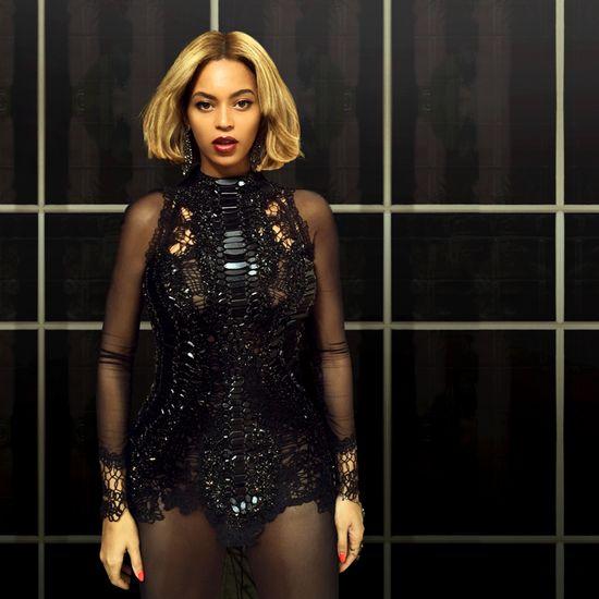 Beyonce zmieniła fryzurę. Ups... perukę! (FOTO)