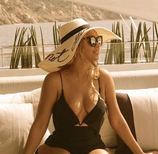 Beyonce nie robiła TEGO bardzo długo (FOTO)