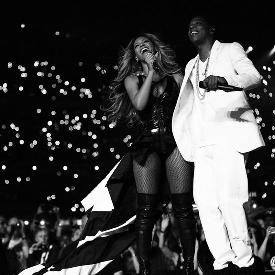 Jay Z potwierdza ciążę Beyonce? (FOTO)