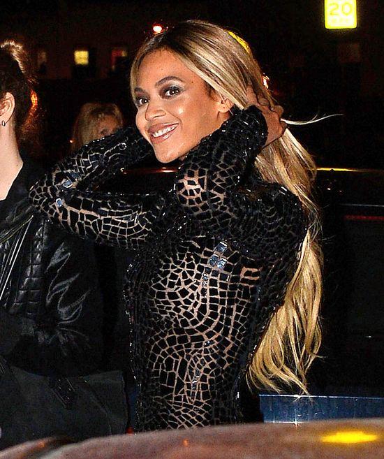 Beyonce zostanie DRUHNĄ Kim Kardashian?