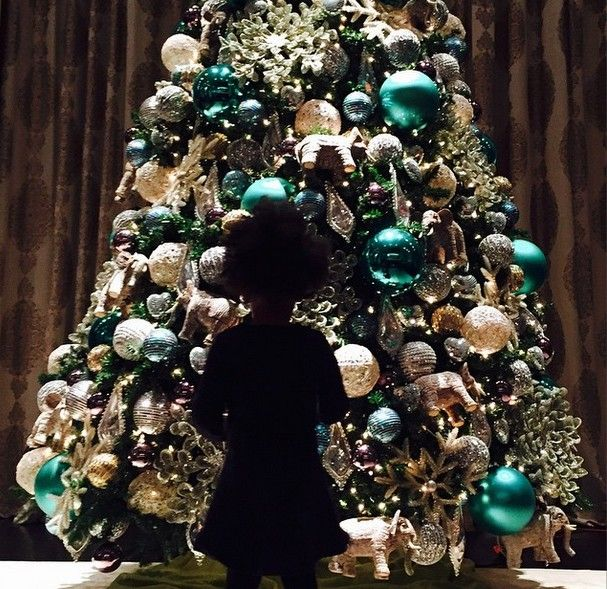 Beyonce już dostała gwiazdkowe prezenty (FOTO)