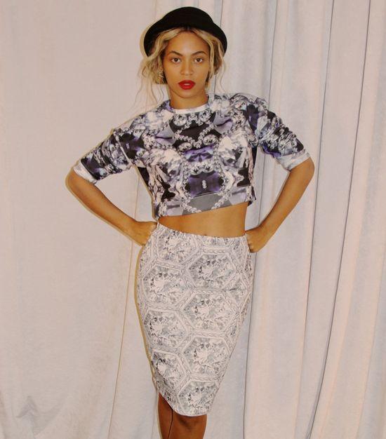 Beyonce zdradza przepis na dietetyczn� sa�atk�!