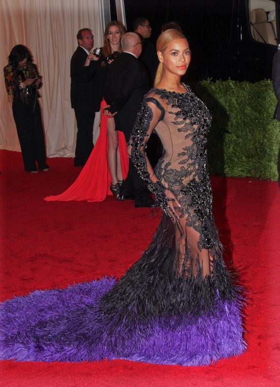 Wyciekła okładka Vogue z Beyonce (FOTO)
