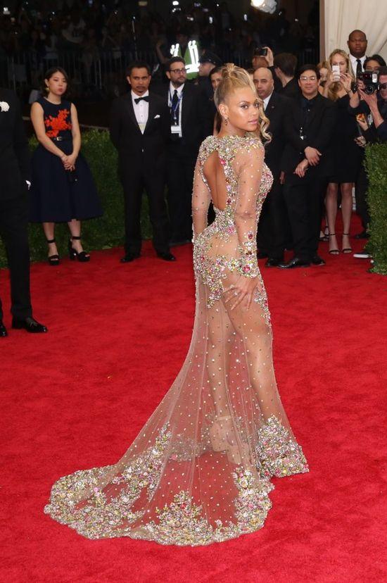 Nie uwierzycie, dlaczego Beyonce spóźniła się na galę MET