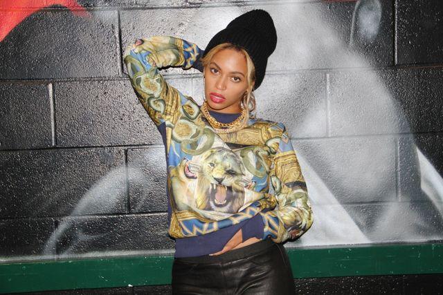Beyonce chwali się córeczką i bajecznym życiem (FOTO)