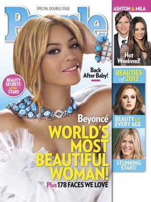 Beyonce najpiękniejszą kobietą świata według People
