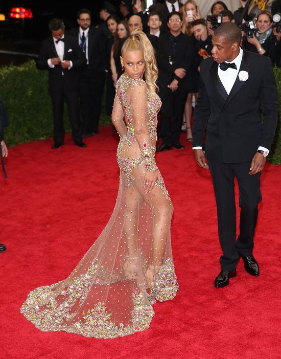 Od gali Met Beyonce przytła aż... 10 kilogramów