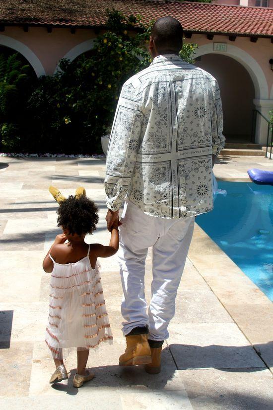 Fani apelują do Beyonce: Zacznij dbać o włosy córki!