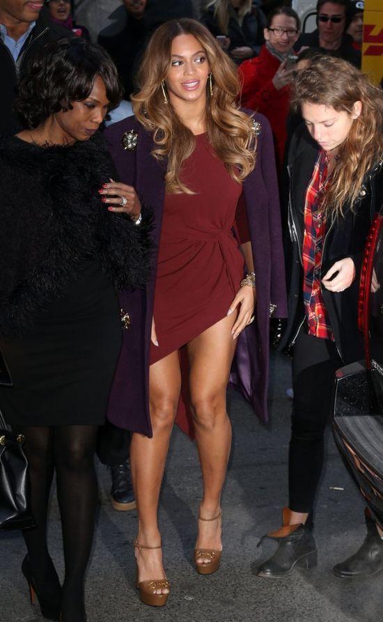 Teraz Beyonce wzięła się za wyszczuplanie nóg (FOTO)