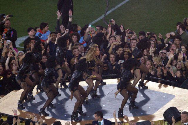 Beyonce o krok od tragedii podczsd występu na SuperBowl!