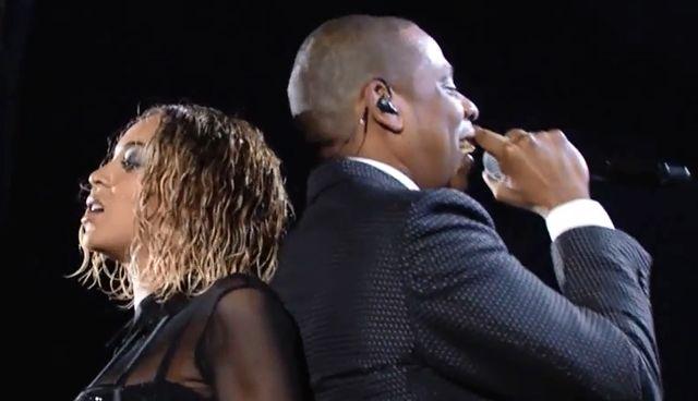 A taki wstęp dali Beyonce i Jay Z na Grammy 2014 (VIDEO)