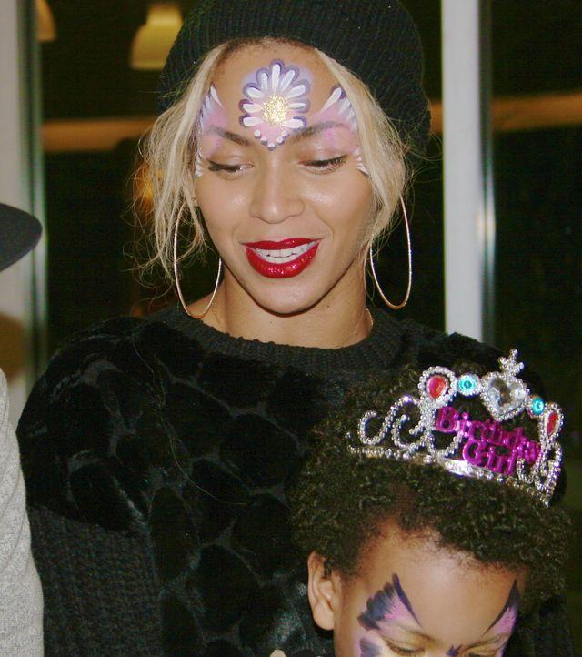 Jak wyglądały drugie urodziny Blue Ivy? (FOTO)