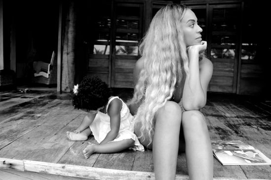 Beyonce: Po porodzie ważyłam 88 kilo! (FOTO)