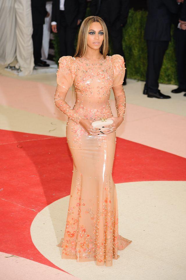 Jak zachowała się Beyonce stając oko z oko z Kim Kardashian