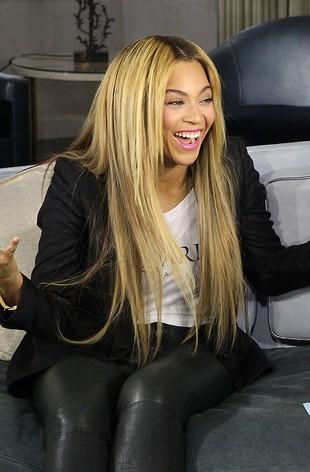 Beyonce o Blue Ivy: Jest bardzo bystra i piękna