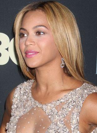 Blond Beyonce promuje swoją trasę koncertową