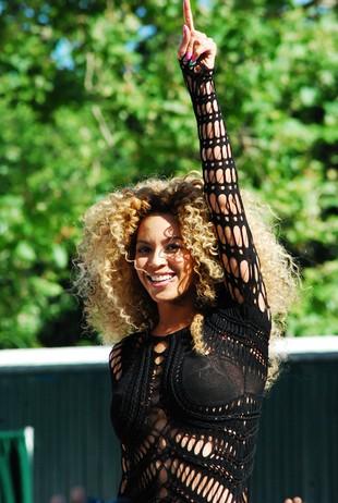 Jak będzie miała na imię córeczka Beyonce?