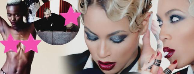 Wyuzdany i przerażający klip Beyonce do piosenki Haunted