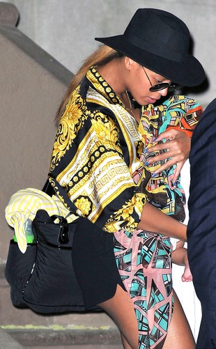 Najnowsze zdjęcie córeczki Beyonce – Blue Ivy! (FOTO)