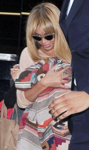 Córka Beyonce dostanie buty wysadzane kryształami
