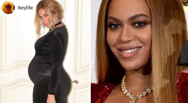 Fani Beyonce ODGADLI płeć bliźniąt po ostatnich zdjęciach gwiazdy? (Instagram)
