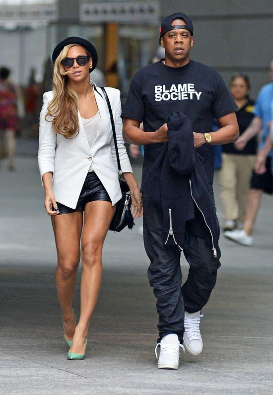Jay Z ma nieślubne dziecko?! (FOTO)