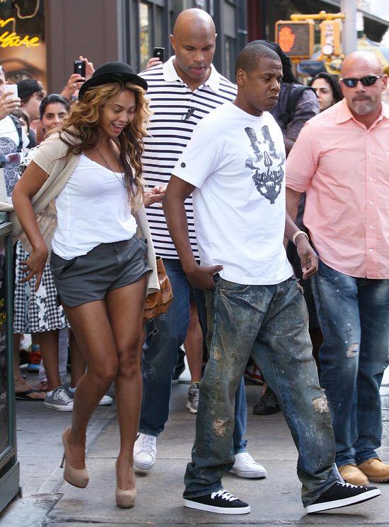 Kochanka Jaya Z przeprasza Beyonce!