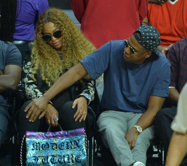 Czy Beyonce na pewno wybaczyła Jayowi Z zdradę?