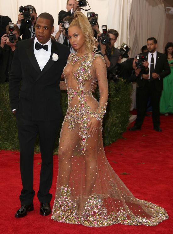 Co wydarzyło się między Beyonce a Jayem Z przed galą MET?