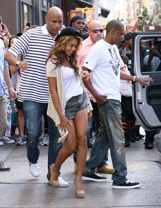 Beyonce i Jay Z zostali... bez domu