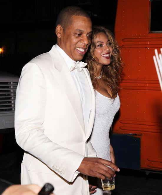 Szok! Beyonce i Jay Z jednak BYLI w separacji!