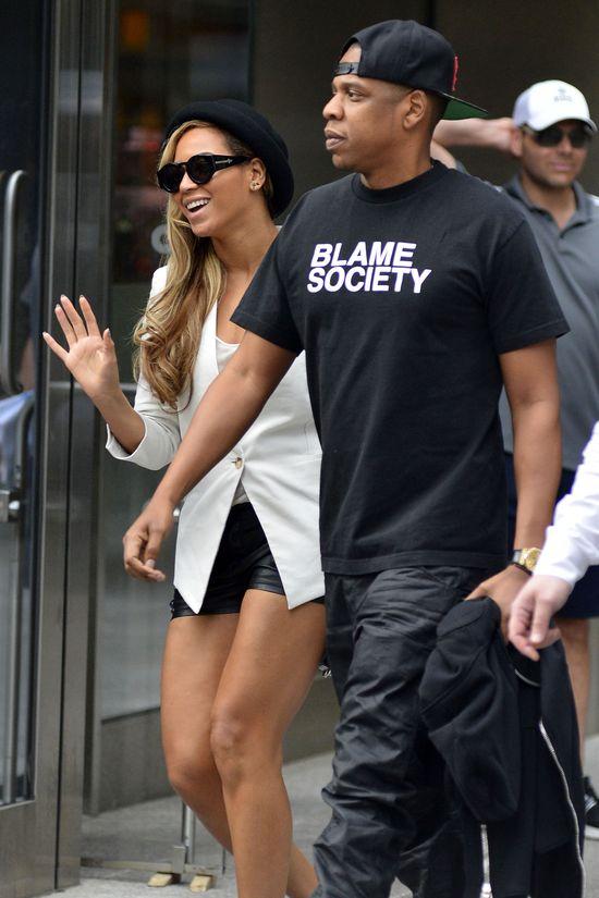 Beyonce i Jay-Z wydali 7,500 dolarów na prezenty dla North