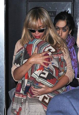 Beyonce nie zagra u Eastwooda