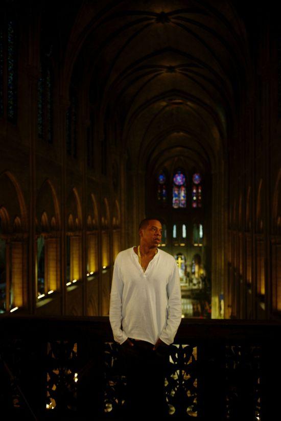 Blue Ivy mogła zagrać na organach w Notre Dame