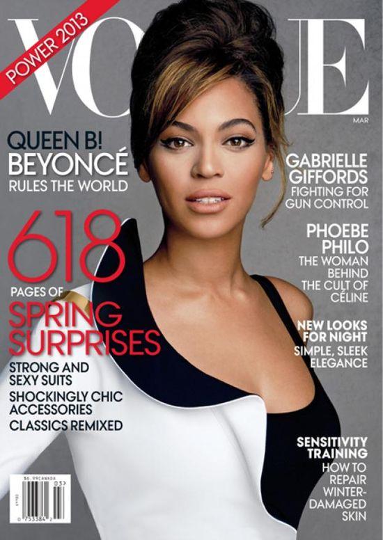 Beyonce ROZBIERZE się na wrześniowej okładce VOGUE?