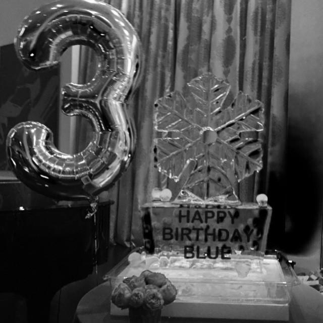 Blue Ivy skończyła 3 lata (FOTO)
