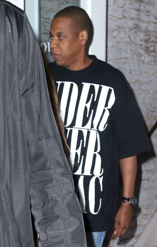 Ale afera! Beyonce pożera wzrokiem LeBrona Jamesa [VIDEO]
