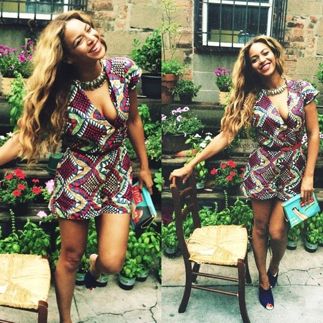 Oto, co najbardziej cieszy Beyonce (FOTO)