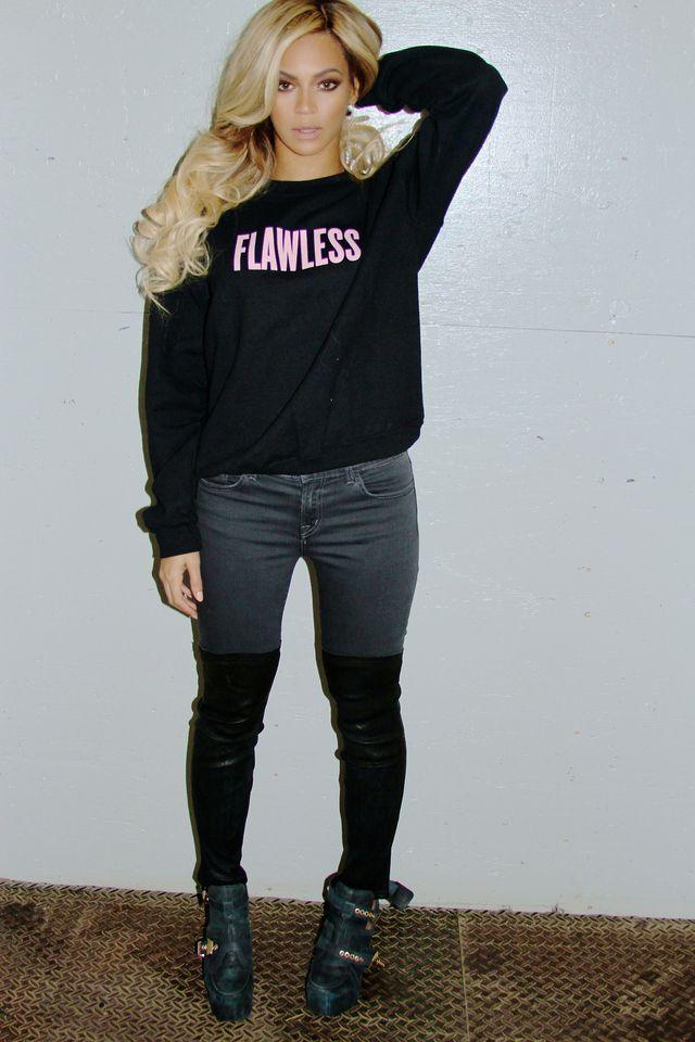 Walentynkowe majtki od Beyonce (FOTO)