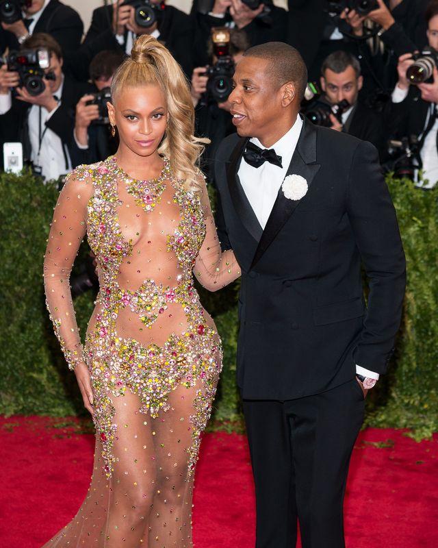 Pierwsze zdjęcia bliźniąt Beyonce i Jaya Z