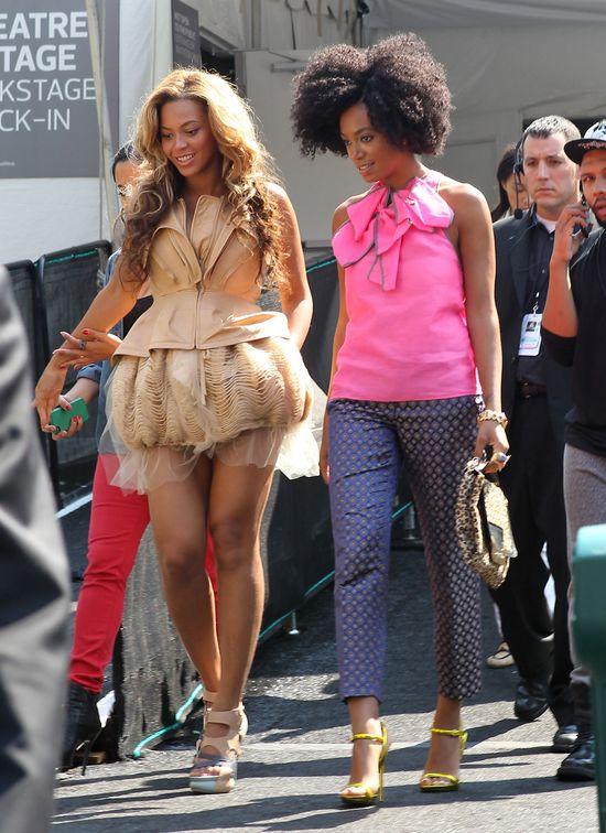 Solange jest przerażona posunięciem Beyonce