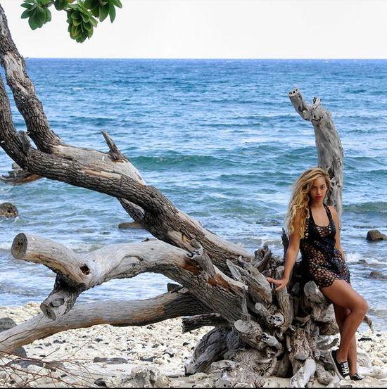 To tak wygląda pupa Beyonce?! (FOTO)