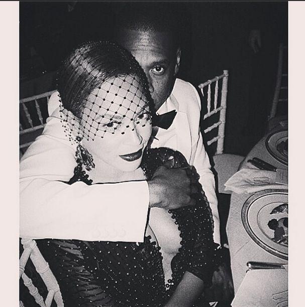 Dlaczego Beyonce nie zareagowała podczas bójki?