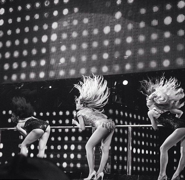 Beyonce te� twerka na swoich koncertach (FOTO+VIDEO)