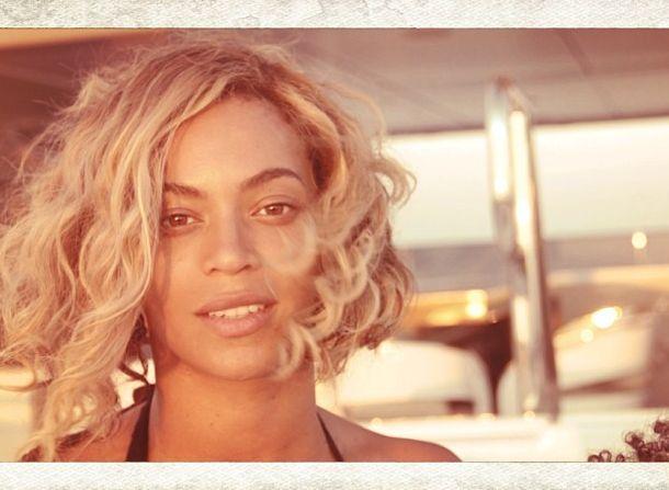 Beyonce bez makijażu nadal wyglada perfekcyjnie? (FOTO)