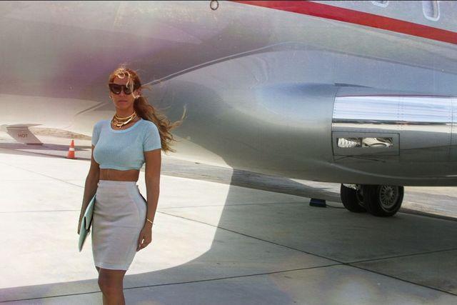 Beyonce zajada stres? (FOTO)